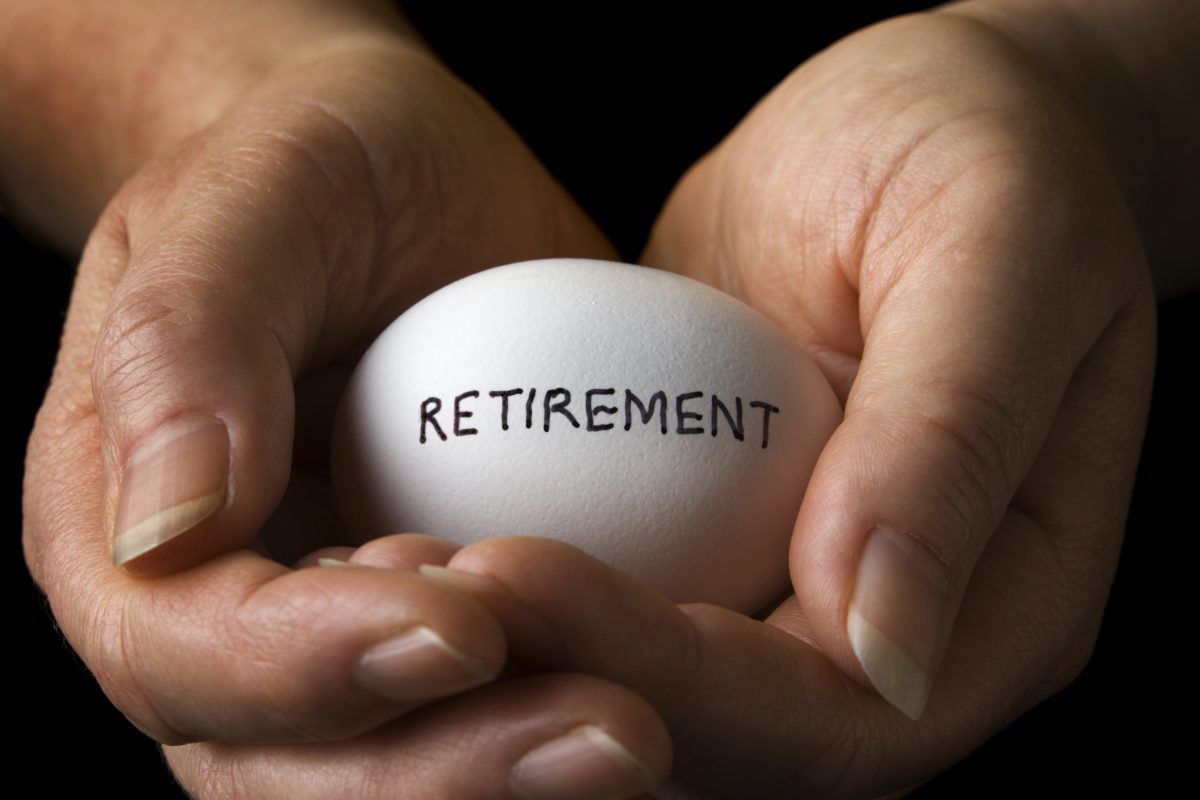 Put Your Retirement Nest Egg in Your Good Hands